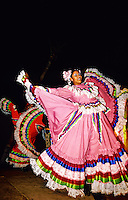 Dancer, Mexican Fiesta, Palmilla Hotel, The Corridor, Los Cabos, Baja California, Mexico