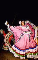 Dancer, Mexican Fiesta, Palmilla Hotel, The Corridor, Los Cabos, Baja California, Mexico