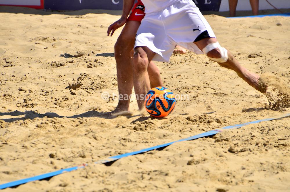 EURO BEACH SOCCER LEAGUE CATANIA 2014 - Day 1<br /> Catania (Italy), 20th June 2014