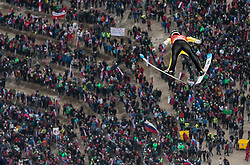 Robert Johansson (NOR) during Ski Flying Hill Men's Team Competition at Day 3 of FIS Ski Jumping World Cup Final 2017, on March 25, 2017 in Planica, Slovenia. Photo by Vid Ponikvar / Sportida