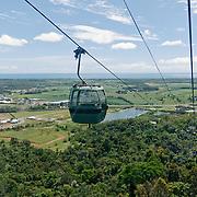 Kuranda Tour in Cairns surroundings. Kuranda is a village in the rainforest.