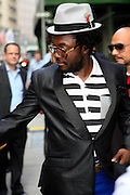 Will.i.am at the 11th Annual Webby Awards  held at Cipriani's Downtown on June 10, 2008