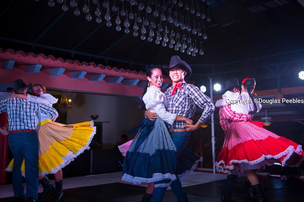 Mexican Traditional Folk, Dancing, Puerto Vallarta, Jalisco, Mexico