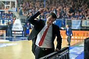 DESCRIZIONE : Cantù Lega A 2012-13 Acqua Vitasnella Cantù EA7Emporio Armani Milano  <br /> GIOCATORE : Luca Banchi<br /> CATEGORIA : Ritratto Delusione <br /> SQUADRA : EA7 Emporio Armani Milano<br /> EVENTO : Campionato Lega A 2013-2014<br /> GARA : Acqua Vitasnella Cantù EA7Emporio Armani Milano <br /> DATA : 23/12/2013<br /> SPORT : Pallacanestro <br /> AUTORE : Agenzia Ciamillo-Castoria/I.Mancini<br /> Galleria : Lega Basket A 2013-2014  <br /> Fotonotizia : Cantù Lega A 2013-2014 Acqua Vitasnella Cantù EA7Emporio Armani  Milano <br /> Predefinita :