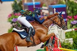 Goldstein Danielle, ISR, Lizziemary<br /> World Equestrian Games - Tryon 2018<br /> © Hippo Foto - Dirk Caremans<br /> 19/09/2018