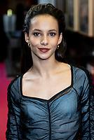 "Francesca Hayward at the World Premiere of ""Romeo & Juliet: Beyond Words"" at The Curzon Mayfair on November 18, 2019 London, England Photo Brian Jordan"