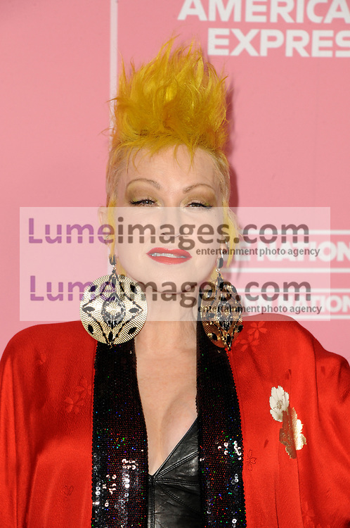 Cyndi Lauper at the 2019 Billboard Women In Music held at the Hollywood Palladium in Hollywood, USA on December 12, 2019.