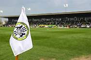 The New Lawn, home of Forest Green Rovers during the EFL Sky Bet League 2 match between Forest Green Rovers and Chesterfield at the New Lawn, Forest Green, United Kingdom on 21 April 2018. Picture by Shane Healey.