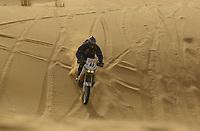 Motor - Motosykkel: Paris-Dakar 2002. Pål Anders Ullevålseter, Norge.<br />Foto: Eric Vargiolu, Digitalsport