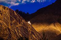 Nubra Valley, Ladakh, Jammu and Kashmir State, India.