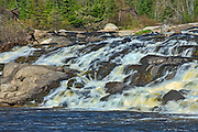 Wenosaga Rapids on Wenosaga River<br />