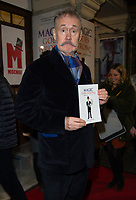 Nigel Planer at  the press night of the brand-new comedy Magic Goes Wrong. Vaudeville Theatre. London.,8th jan 2010