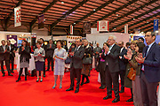 Ambassodor's reception at Holiday World RDS 2019 Friday.<br /> Pic shows GV at the event today.<br /> Pic Gary Ashe.25/1/2019