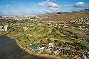 Kahala, Waialae Country Club, Honolulu, Oahu, Hawaii