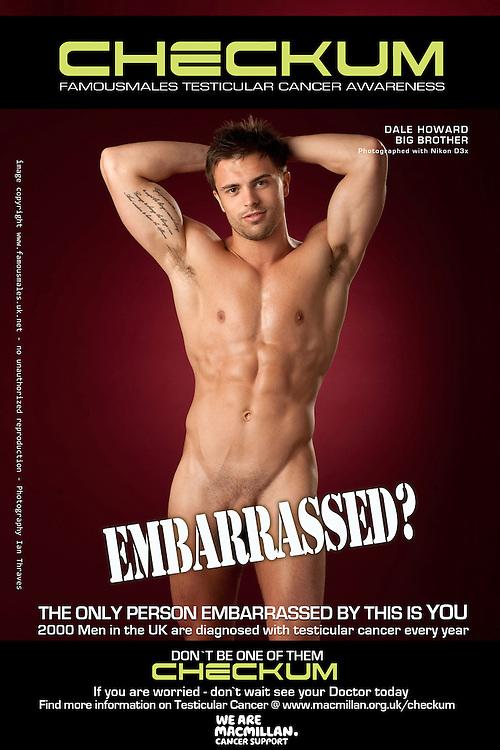 Dale Howard nude checkum