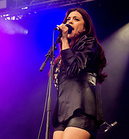 Irania Mancini live at the Bigfoot Festival Ragley Hall Warwickshire one of the first festivals to open successfully in 2021 photo by Mark anton Smith