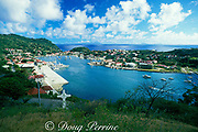 Gustavia Harbor, St. Barts Island, <br /> West Indies ( Eastern Caribbean Sea )