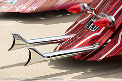 Paul Yaffe's Baddest Bagger Show at Daytona International Speedway during Daytona Beach Bike Week, FL. USA. Friday, March 15, 2019. Photography ©2019 Michael Lichter.