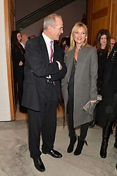 SANDY NAIRN and KATE MOSS at a private view of photographs by David Bailey entitled 'Bailey's Stardust' at the National Portrait Gallery, St.Martin's Place, London on 3rd February 2014.