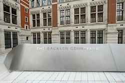 © Licensed to London News Pictures. 28/06/2017. London, UK. Opening of The Sackler Courtyard as part of the new V & A Exhibition Road Quarter. Photo credit: Ray Tang/LNP