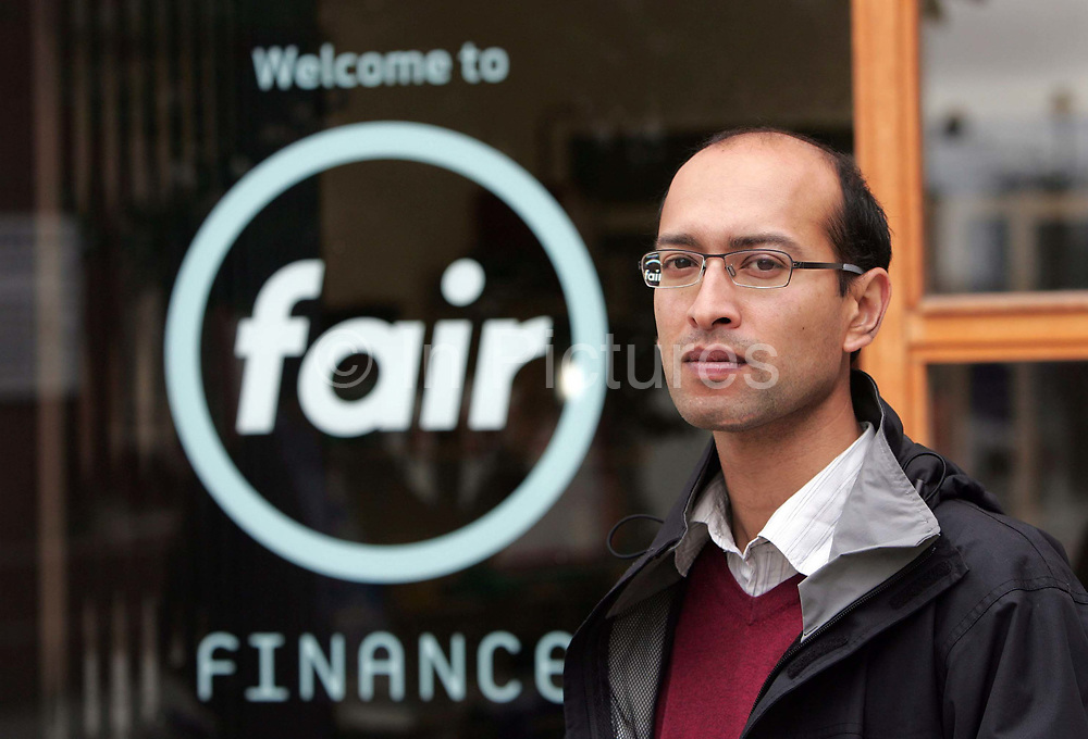 Faisel Rahman, Managing Director of Fair Finance. Fair Finance is a leading provider of personal loans and debt advice in London. Through its offices located across London, Fair Finance provides personal loans of up to £2,000 and debt advice to over‐indebted individuals.
