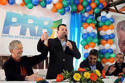 O pré-candidato José Fortunati participa da conveção do PRB - Partido Republicano Brasileiro. FOTO: Jefferson Bernardes/Preview.com