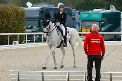 Hastrup Irene Mia, DEN, Constantin M<br /> FEI EventingEuropean Championship <br /> Avenches 2021<br /> © Hippo Foto - Dirk Caremans<br />  24/09/2021