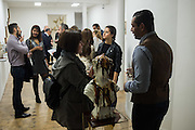 SARAH BIGGS; OMAR CASTENEDA; , The New Face of Colombia, Bermondsey project Space. London. 1 November 2016