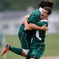 9.27.08 Amherst at EC Boys Varsity Soccer