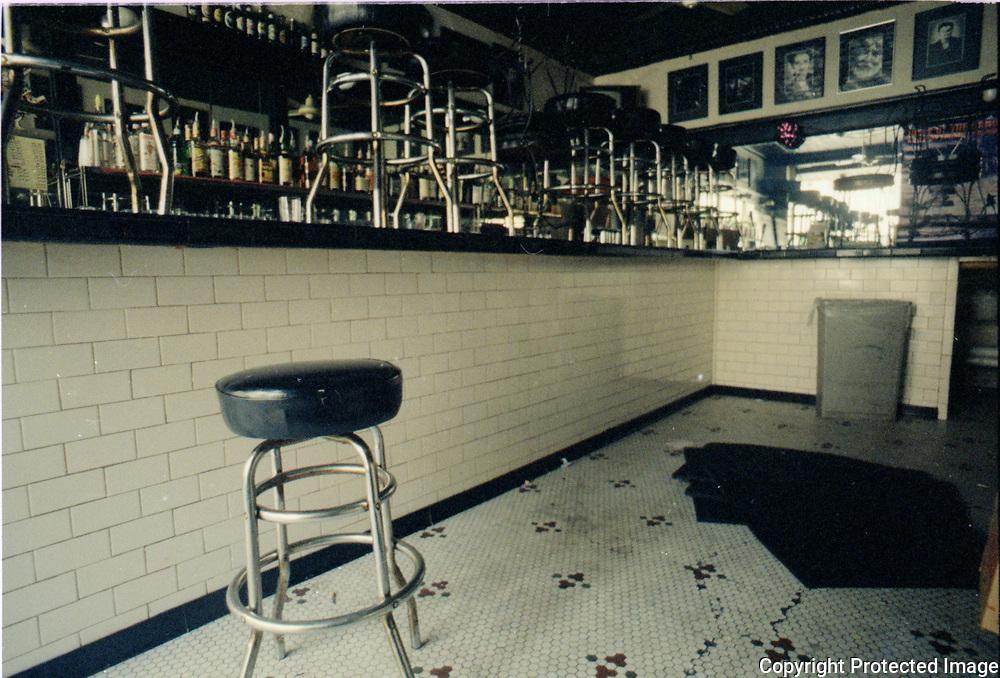 7th and E Street NW Washington DC 1987
