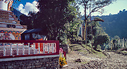Kathok Temple Monastery outside Yuksom