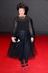 Lulu Guiness  arriving at the British Fashion Awards in London, Monday, 2nd December 2013. Picture by Nils Jorgensen / i-Images