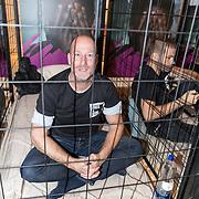 NLD/Amsterdam/20181105 - Lock me Up actie 2019, Arjan Erkel