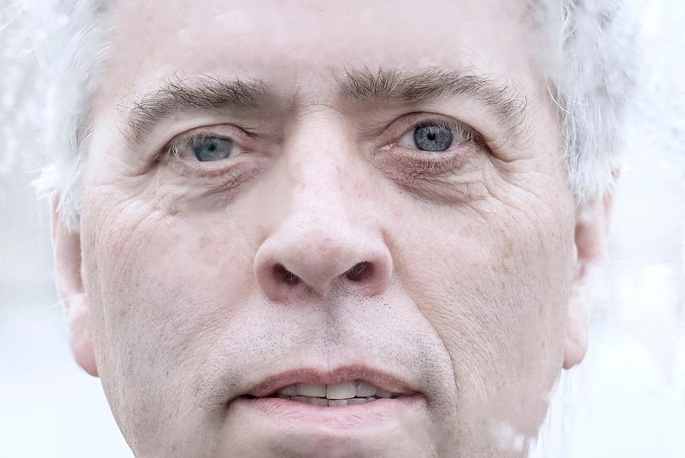 Netherlands. Amsterdam, 16-02-2017. Photo: Patrick Post.  Portret van Triodos bank directeur Peter Blom.