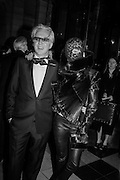 PHILIP TREACY; HARRIET VERNEY, Alexander McQueen: Savage Beauty Gala, Victoria and Albert Museum, and A. 12th March 2015