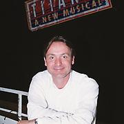 1e repetitiedag Titanic, Hugo Haenen