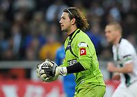 Fotball<br /> Tyskland<br /> Foto: Witters/Digitalsport<br /> NORWAY ONLY<br /> <br /> 07.02.2009<br /> <br /> Torwart Logan Bailly Gladbach<br /> <br /> Bundesliga Borussia Mönchengladbach - TSG 1899 Hoffenheim