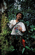 Sadib Miki is the owner of Miki Survival Camp. The camp is situated in the primary forest at the foothill of Mount Kinabalu called Mohan Tuhan.