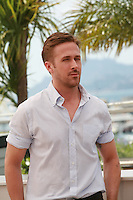 Actor and director Ryan Gosling at the photo call for the film Lost River at the 67th Cannes Film Festival, Tuesday 20th May 2014, Cannes, France.