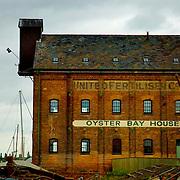 Faversham's Oyster Bay House, Kent, England