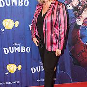 NLD/Amsterdams/20190326 - Filmpremiere Dumbo, Selma van Dijk