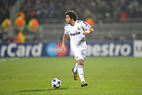 FOOTBALL - CHAMPIONS LEAGUE 2010/2011 - 1/8 FINAL - 1ST LEG - OLYMPIQUE LYONNAIS v REAL MADRID - 22/02/2011 - PHOTO GUY JEFFROY / DPPI - MARCELO (REAL)