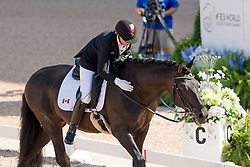 Sheffield Roberta, CAN, Bailaor<br /> World Equestrian Games - Tryon 2018<br /> © Hippo Foto - Sharon Vandeput<br /> 19/09/18