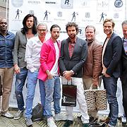 NLD/Amsterdam/20120329 - Lancering 1e Giftsuite, Jim Bakkum, Carlos Lens, Bastiaan van Schaik, Thijs Willekes, Valerio Zeno, Dirk Taat, Mari van der Ven en Tom Sebastian