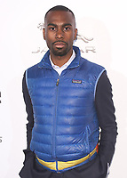DeRay Mckesson, The Virgin Holidays Attitude Awards Powered by Jaguar, The Roundhouse, London UK, 12 October 2017, Photo by Brett D. Cove