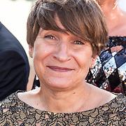 NLD/Amsterdam//20170617 - Amsterdam Diner 2017, Minister Lilianne Ploumen<br /> Minister voor Buitenlandse Handel en Ontwikkelingssamenwerking