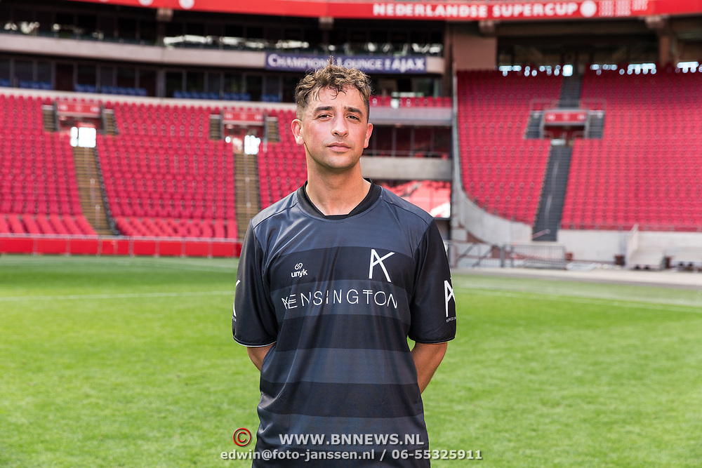 NLD/Amsterdam/20180503- Coen en Sander Live vanuit Johan Cruijff Arena, Yes-R