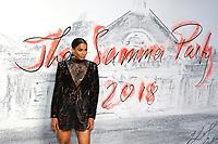 Ciara, Serpentine Summer Party, Serpentine Gallery, Kensington Gardens, London, UK, 19 June 2018, Photo by Richard Goldschmidt