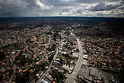 Belo Horizonte_MG, Brasil...Imagem aerea da avenida Vilarinho em Venda Nova, Belo Horizonte, Minas Gerais...Aerial view of Vilarinho avenue in Venda Nova neighborhood in Belo Horizonte, Minas Gerais...Foto: BRUNO MAGALHAES / NITRO