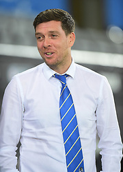 Bristol Rovers manager Darrell Clarke - Mandatory by-line: Alex James/JMP - 05/12/2018 - FOOTBALL - Liberty Stadium - Swansea, England - Swansea City U21 v Bristol Rovers - Checkatrade Trophy